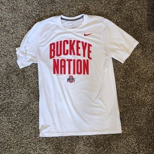 Nike Buckeye Nation Shirt